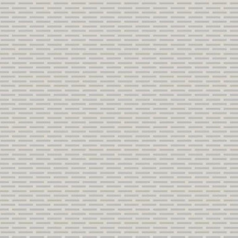 Tecido Tricoline Tracinhos - Fundo Cinza