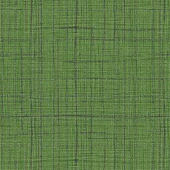 Tecido Tricoline Textura Riscada Verde - Coleção Neutro Tom Tom - Preço de 50 cm x 150 cm