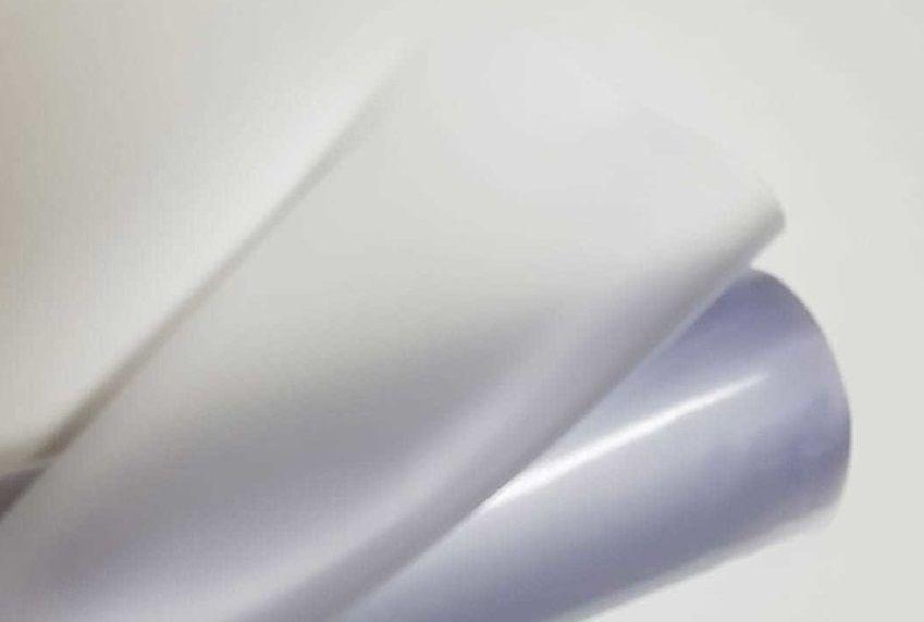 Plástico Vinil Translúcido - Preço Unitário de 50cm x 140cm