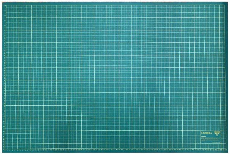 Base de Corte Verde 60 x 45 cm
