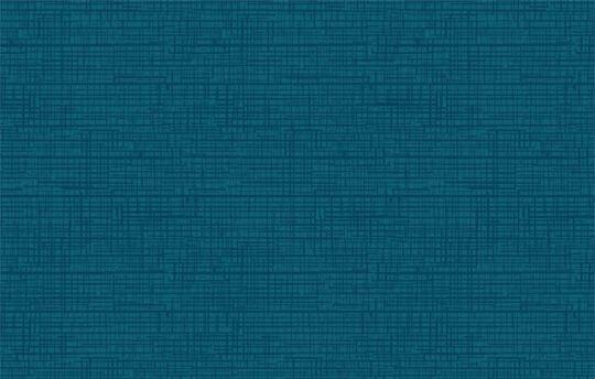 Tecido Tricoline Textura Riscada Azul Petróleo - Preço de 50 cm x 150cm