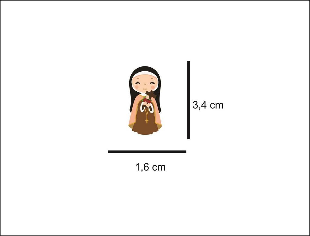 "Elis Morales ar Twitter: ""Santa Terezinha e Nossa Senhora ...   778x1024"