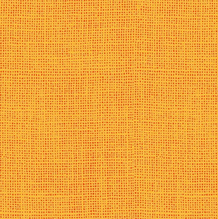 Tecido Tricoline Efeito Linho cor Laranja - Preço de 50 cm X 150 cm