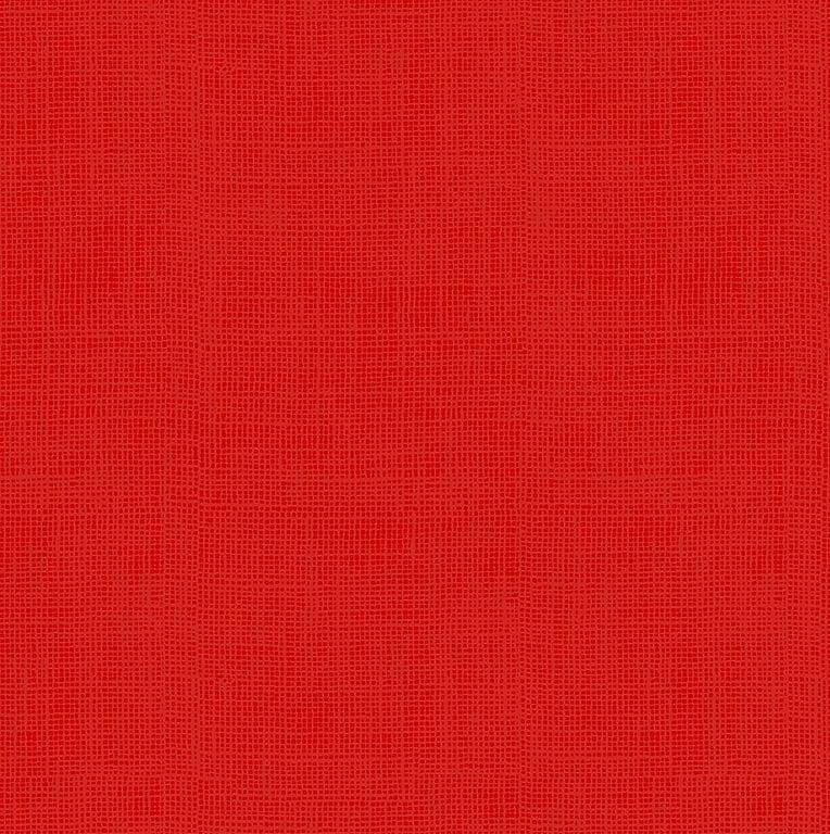Tecido Tricoline Efeito Linho Vermelho Claro