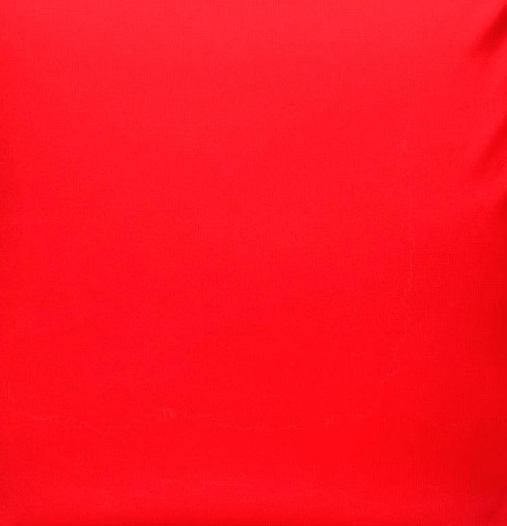 Tecido Tricoline Liso Vermelho Melancia