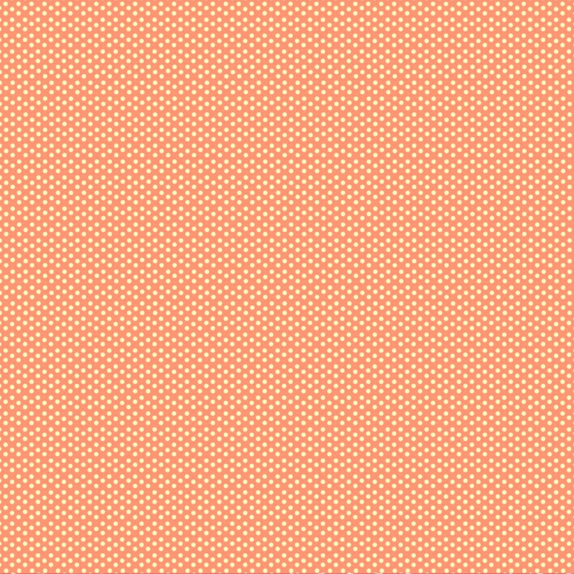 Tecido Tricoline Micro Poá Branco - Fundo Telha - Preço de 50 cm x 150 cm