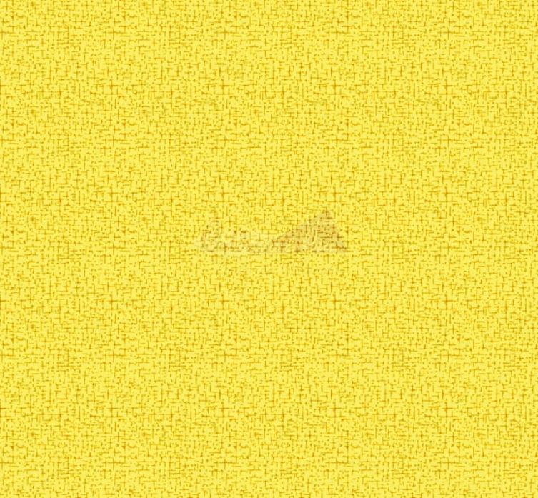 Tecido Tricoline Textura Crackelada Amarelo