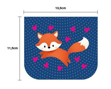 Tecido Digital - Necessaire Meia Tigela de Estampas Infantis- Preço de 62cm x 146cm