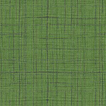 Tecido Tricoline Textura Riscada Verde - Coleção Neutro Tom Tom - Preço de 45 cm x 150 cm