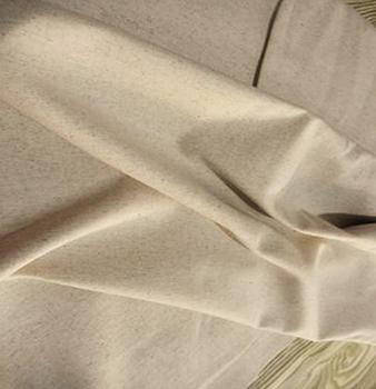 Tecido Linho Cru - Preço de 50cm x 150cm