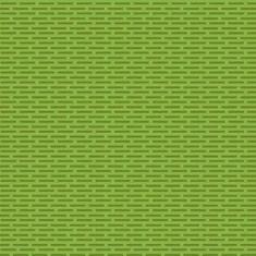 Tecido Tricoline Tracinhos - Fundo Verde Limão - Preço de 50cm x 150cm