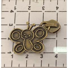 Cursor Ouro Velho N° 5 - Borboleta - Coleção Meia Tigela