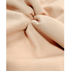Tecido de Linho Misto - Salmão - Preço de 50 cm X 140 cm