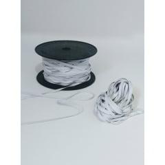 Elástico de Elastodieno - 4,5mm - Pacote com 10 metros