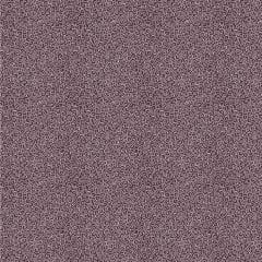 Tecido Tricoline Micro Caracol - Fundo Berinjela - Preço de 50 cm x 150 cm