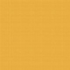 Tecido Tricoline Micro Pied De Poule Amarelo Queimado - Preço de 50 cm x 150cm