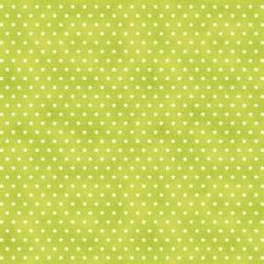 Tecido Tricoline Mini Estrelas - Fundo Poeira Verde Maçã - Preço de 50cm x 150cm