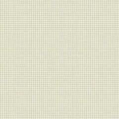 Tecido Tricoline Quadradinhos - Fundo Cinza - Preço de 50 cm x 150 cm