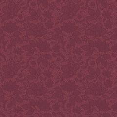 Tecido Tricoline Renda - Fundo Uva - Preço de 50 cm x 150 cm