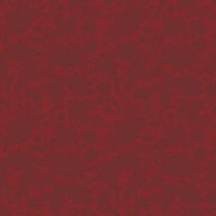 Tecido Tricoline Renda - Fundo Vermelho Sangue - Preço de 50 cm x 150 cm