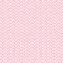 Tecido Tricoline Vitral Treliça Rosa Candy