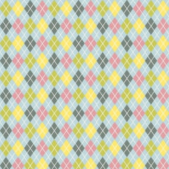 Tecido Tricoline Argile Multicolorido - Preço de 50 cm x 150 cm