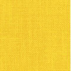Tecido Tricoline Efeito Linho Amarelo Canário