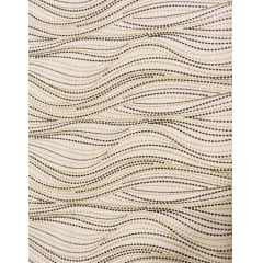 Tecido Tricoline Efeito Madeira - Fundo Creme - Preço de 50 cm x 150 cm