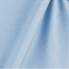 Tecido Flanela Lisa Azul Bebê