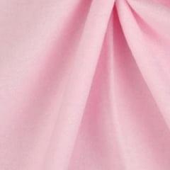Tecido Flanela Liso Rosa